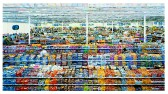 Andreas Gursky - 99 Cent II, 2001